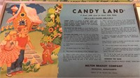 Vintage Candy Land Game