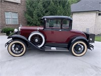 Classic Cars, and Equipment Located in Reynolds, IN