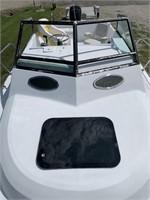 '84 Tiara 26' Off Shore Boat w/ Venture Trailer