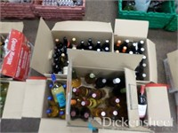 SHORT NOTICE AUCTION-Large Quantity of Wine & Other Liquor