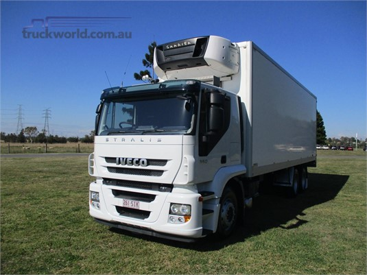 2012 Iveco Stralis 360 - Trucks for Sale