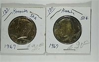 August & September Coin Auction