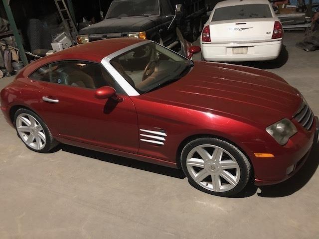2004 Chrysler Crossfire LTD Coupe