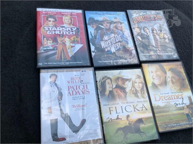 Robin Williams And More In This 6 Lot Dvd Other Items For Sale 1 Listings Tractorhouse Com Page 1 Of 1