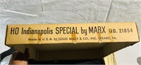 HO Indianapolis Special by MARX Race Track