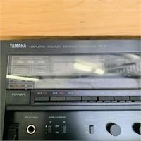 Vintage Pair of Klipsch Loudspeakers,Sony Receiver