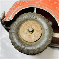 Structo Truck, C-1502, Wind Up Rear End