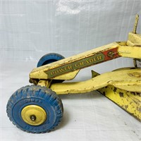 Marx Lumar Power Grader, Levers/ Steering Work
