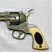 Hubley Marshal Cap Gun, works and nice