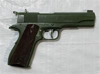 Marx Cap Gun, works