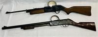 2 Daisy BB/Pellet Guns, #107, #760