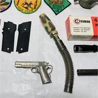 Hunting Lot, Delta Turkey Decoy, Yells Hammer