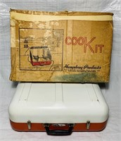Vintage CooKit Camp stove, made inn Kalamazoo,