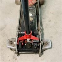 3.5 Ton Hydraulic Floor Jack, iit Brand