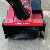 Toro Snow Blower, CCR2000E, 4.5 hp