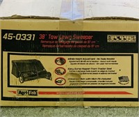"NEW 38"" Tow Lawn Sweeper, Agri-Fab USA"
