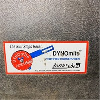 DYNOmite Land and Sea Snowmobile/Motorcycle Dyno