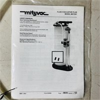 Mityvac Fluid Evacuator Plus, looks to be new