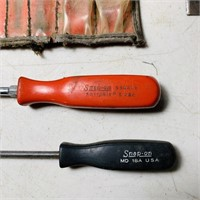 Snap on and MAC Tools