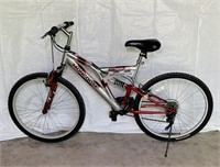 Mongoose 21 Speed Men's Bike, Aluminum, nice
