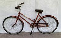 Free Spirit, Vintage Women's Bike, Good Condition