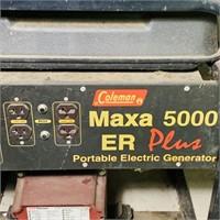 Coleman Maxa 5000 Plus for Parts