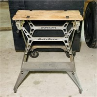 Black and Decker Workmate Bench
