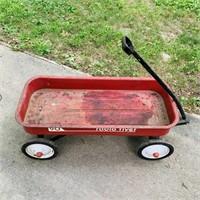 Radio Flyer 90 Metal Wagon, Solid