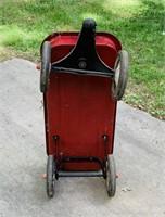 Radio Flyer 18, Metal Wagon, Solid