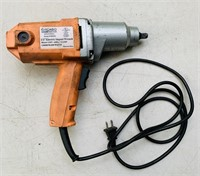 "1/2"" Electric Impact Wrench, works"