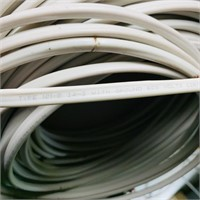 4 Rolls of Electrical Wire, 3 New 14-2, 250ft