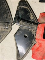 Snowmobile/ Motorcycle Lot,