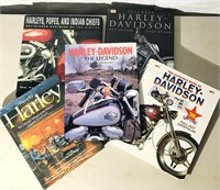 5 motorcycle coffee table books