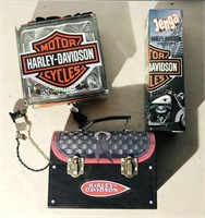 Harley Davidson game room lot - light up breeze