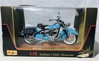 Maisto 1:10 Indian Chief Roadmaster Special Ed
