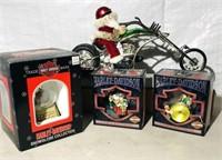 Christmas Lot: 1-Dirty Santa on a chopper