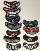 2000-2011 HOG Patches  Some Pairs-20 total