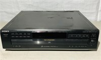 Sony Compact Disc Player CDP-CE215 5