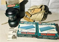 -Coleman Lantern rechargeable Fluorescent
