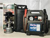 Coleman Powerhouse Duel Fuel Lantern with Case-