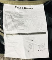 Field and Stream pop up Hunting Blind