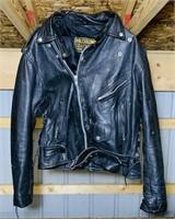 Leather Jacket, size 46, Hudson Leather