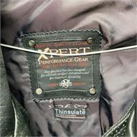 Xpert Performance Gear Leather Jacket,  XL,