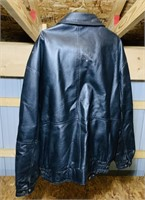 American Camper Leather Jacket, XL