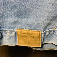 Wrangler Jean Jacket, XL