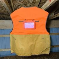 American Field Hunting Vest, XL