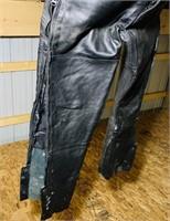 Hudson Leather Pants, 38