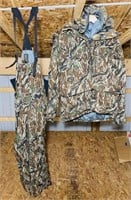 Browning Insulated Jacket and Bibs