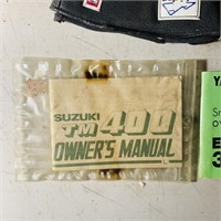 SkiDoo Leather Gloves, snowmobile Manuals