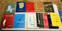 1960's 70's HS Yearbooks